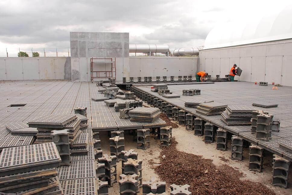 Instalacja w ECU w Rusku - EcoPro - Ochrona Środowiska, Budownictwo Wodne