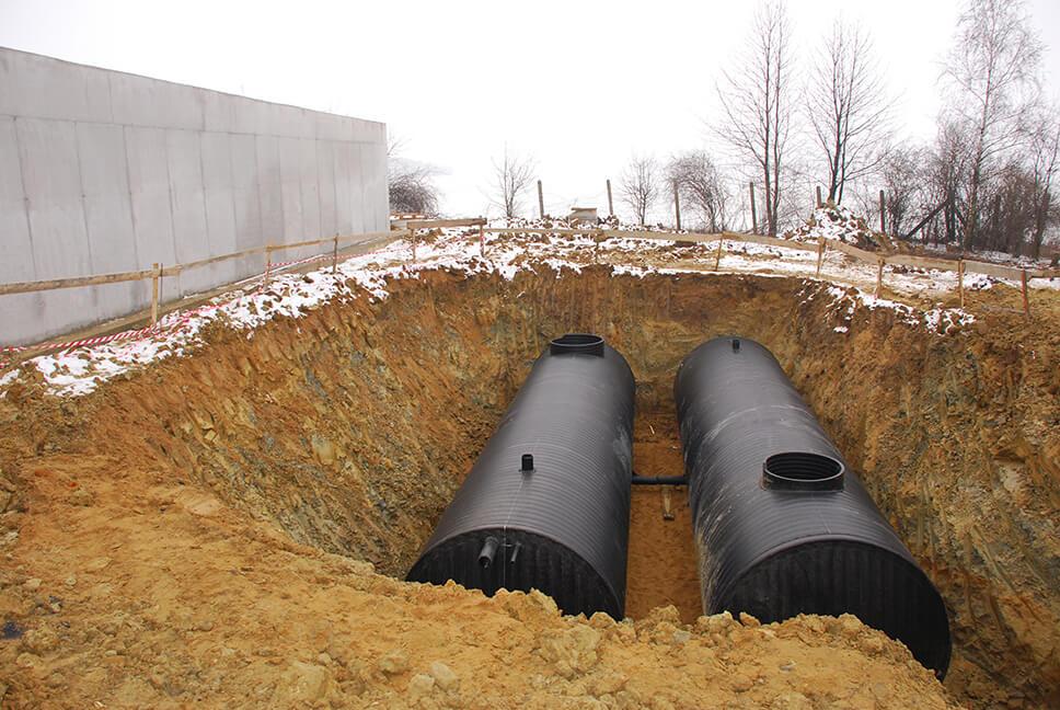 Instalacja MBP w Krynicznie - EcoPro - Ochrona Środowiska, Budownictwo Wodne