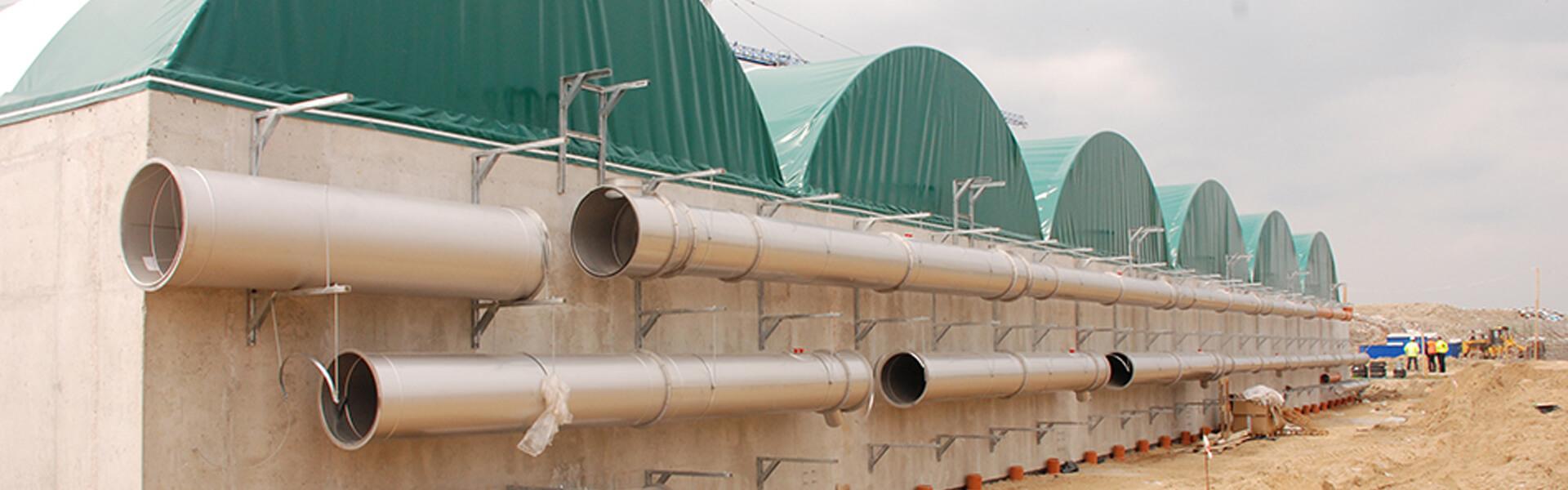 Strona główna - EcoPro - Ochrona Środowiska, Budownictwo Wodne.